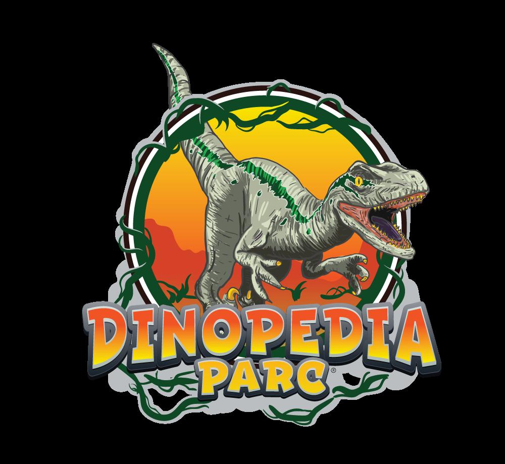 Logo Dinopedia Parc