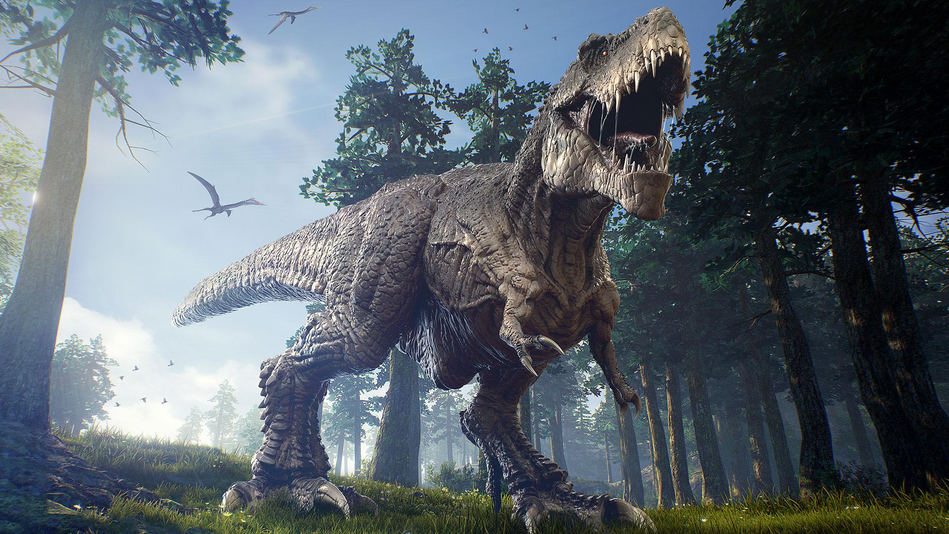 Tyrannosaure Rex (T-REX)