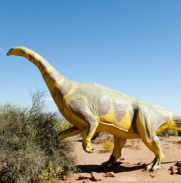 Prosauropodes