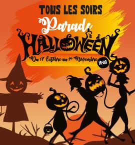 parade halloween