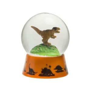 Petite Boule de neige T-Rex