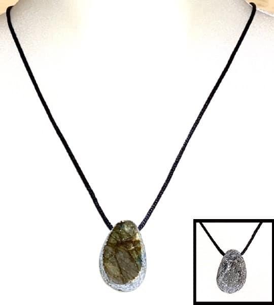 Collier Labradorite