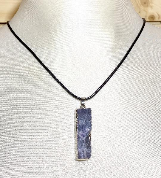 Collier quartz
