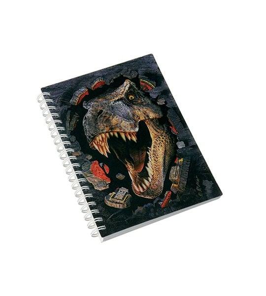 Carnet 3D T-Rex
