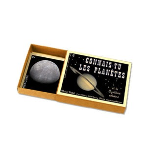 Connais-tu les Planètes et le Système Solaire