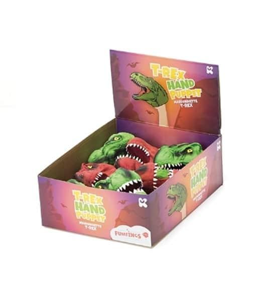 Marionnette T-Rex