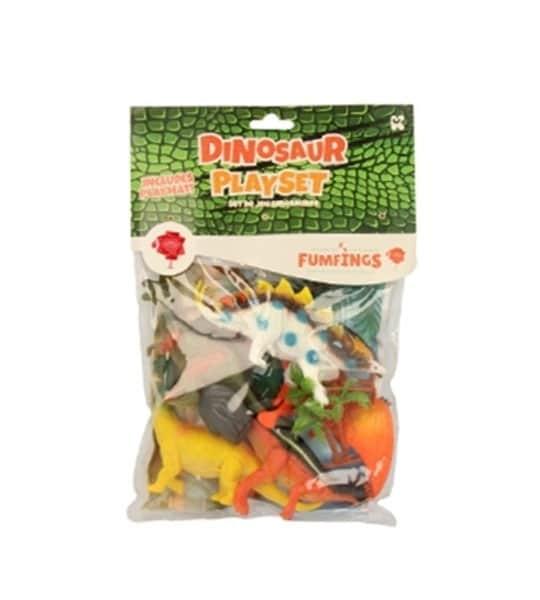 Pack Figurines Dinosaures