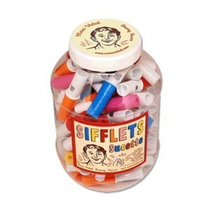 Sifflets Sucettes