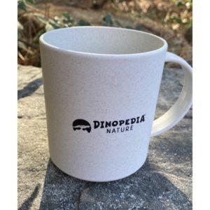 Tasse Bambou Dinopedia-Nature
