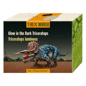 Triceratops lumineux