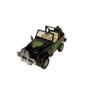 Voiture jeep t-rex