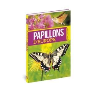 Livre Papillons d'Europe