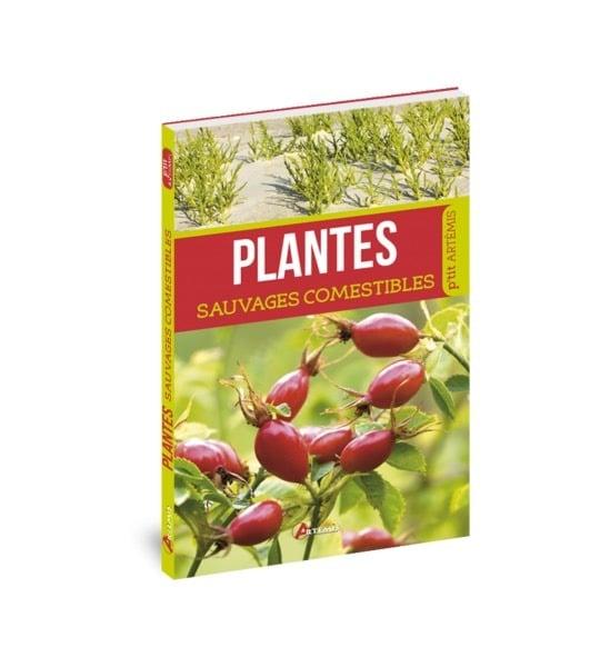 Livre Plantes Sauvages Comestibles