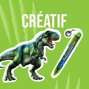 Créatifs Univers Dinos