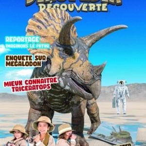 magazine dinopedia